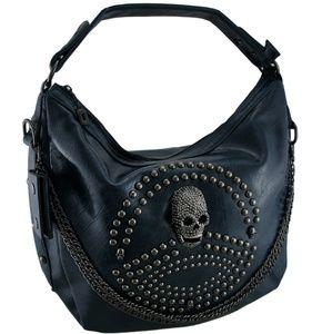 Handbags - RAD skullz rocker purse